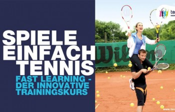 FAST LEARNING TENNIS